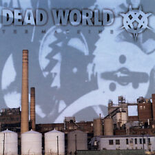 Dead World - The Machine - Relapse 1993 NEW Sealed Metal CD