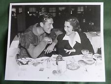ERROL FLYNN  - BLACK AND WHITE  PUBLICITY PHOTOGRAPH 8X10  #18