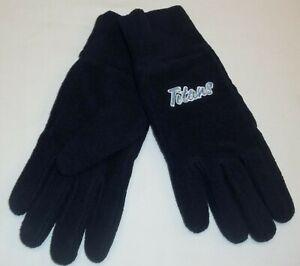 Los Angeles Chargers Womens Fleece Reebok Gloves - Size Medium - New