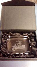 MLB HOUSTON ASTROS MVP CRYSTAL Paper Weight Satin Display Box Great Gift Item