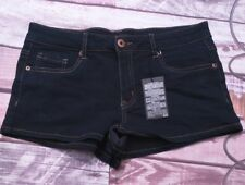Forever 21 Ladies Women Jean Short Shorts  indigo Summer Casual NWT size 30