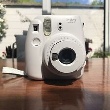 Fujifilm Instax Mini 9 - Instant Polaroid camera - Smokey White