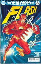 Flash #5 - First Print - Variant Cover - New/Unread NM -  DC Rebirth