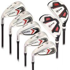 Ram Golf Accubar Mens Left Hand All Graphite Iron Set 6-PW - HYBRID INCLUDED