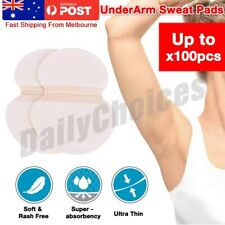 Underarm Armpit Sweat Pads Stickers Summer Absorbing Disposable