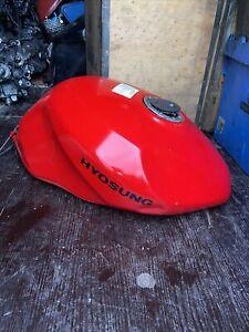 HYOSUNG GT125R GT250R GT650R Tank Gas Fuel Tank All Carb Models (2005 Onwards)