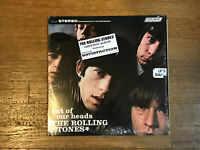Rolling Stones LP in Shrink w/ Hype Sticker - Out Of Our Heads - London PS 429