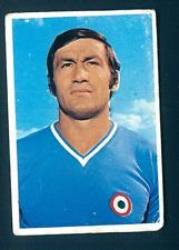 Figurina Calciatori Edis 1976-77! N.212 Burgnich Napoli! Ottima!!