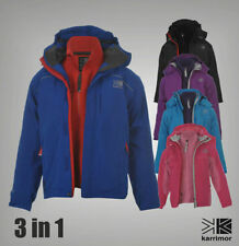 Girls' Polyester Autumn Coats, Jackets & Snowsuits (2-16 Years) with Breathable