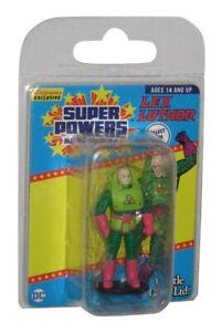 DC Super Powers Superman Lex Luthor (2017) Gentle Giant Micro-Figure