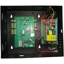 Single Door TCP/IP 125KHz RFID 13.56MHz IC Access Control 110V 240V Power Supply