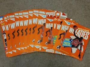 Michael Jordan Wheaties Boxes / Posters