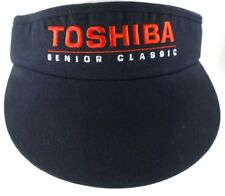 Toshiba Senior Classic Golf Tournament Strapback Adjustable Visor