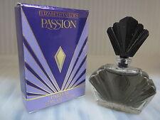 PASSION ELIZABETH TAYLOR 0.12 oz / 3.7 ML Parfum / Pure Perfume Miniature In Box
