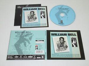 WILLIAM BELL/THE BEST OF WILLIAM BELL(SCD24 8541-2) CD ALBUM DIGIPAK