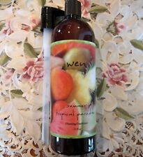 WEN by Chaz Dean CLEANSING CONDITIONER SUMMER TROPICAL PARADISE~32 oz w/ Pump