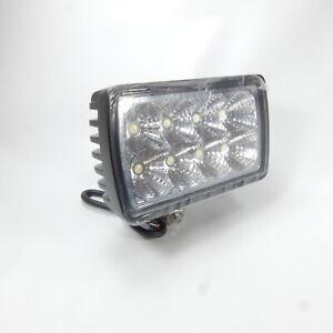 Stens 3000-2120 Work Light 1800 Lumens LED Lighting for Tractors Lawn Mowers RTV