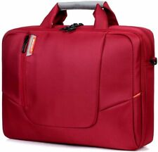 Brinch laptop bag case Soft Nylon Waterproof with Side Pockets - choose colour