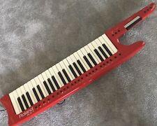 Roland AX1 Keytar meraviglioso strumento Retrò in ricercate colore rosso