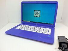 "HP Purple Stream - 14-ax020wm - Intel N3060 2.48GHz - 4GB - 32GB SSD 14"" Laptop"