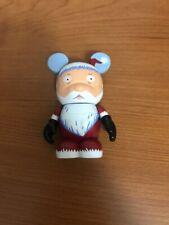 "DISNEY VINYLMATION 3"" Nightmare Before Christmas - Santa"
