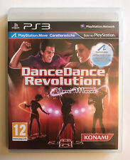 Dance Dance Revolution - PlayStation 3 ITA