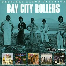 Bay City Rollers - Original Album Classics Cd5 Col