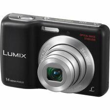 Panasonic DMC-LS6K Lumix 14.5 MP Digital Camera with 5x Opitical Zoom