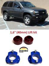 "Lift Kit for Chevrolet TrailBlazer GMC Envoy Saab 9-7x 1,6"" 40mm strut spacers"