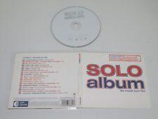 Solo Album /SOUNDTRACK/VARIOUS (Universal 068 889-2) CD Album Digipak