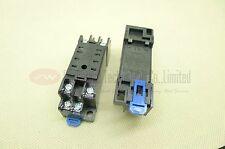 PYF08A DYF08A Relay Socket for MY2NJ HH52P 8 Pins x 10pcs