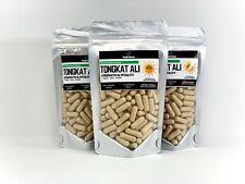Tongkat Ali (100 Capsules) - 5000mg 10x Potency Hormone Balance - Peak Herbs