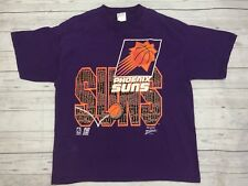 Vintage Phoenix Suns T Shirt Mens 2xl Xl Zubaz 90s Nba Barkley 1993