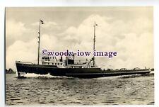 cb0684 - Dutch Smit Tug - Thames , built 1938 - postcard