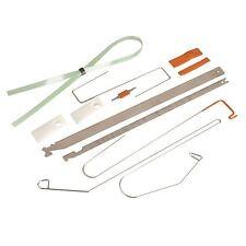 Concentrador de herramientas 9001 Kit de apertura de coche de emergencia