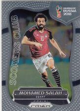 Verzamelkaarten, ruilkaarten Voetbal Egypt 2018 Futera Unique Base Card #088 Mohamed Salah