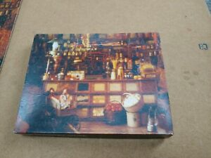 Springbok The Country Store 500 Piece Puzzle Complete