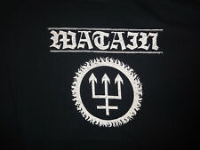 Watain Official Merchandise Shirt XL Black Metal Dissection