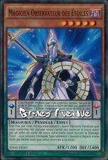 Yu-Gi-Oh ! Magicien Observateur des Etoiles SDMP-FR007 (SDMP-EN007) VF/COMMUNE