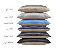 IOSIS housse de coussin berlingot 57 cm * 57 cm pillow 22 *22 inch 85 € gris *