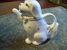 Vintage Puppy Creamer Paw up for Pouring Cream Made in China