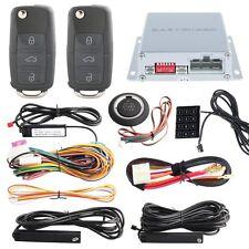 EASYGUARD PKE Car Alarm System Remote Engine Start push start button HAA Key