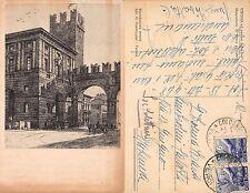 Verona - I portoni della Brà - Acquaforte di Ettore Fagiuoli (A-L 013)
