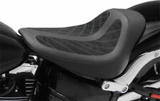 Mustang Fred Kodlin Solo Seat For Harley Davidson Breakout 13-16 76276 Black