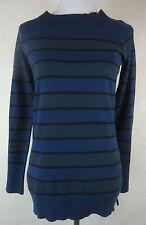 Gestreifte s.Oliver Damen-Pullover aus Baumwolle