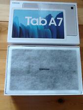 Samsung Galaxy Tab a7 sm-t505 32gb, Wi-Fi 4g 10,4 pulgadas plata nuevo