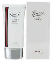 Gucci Sport by Gucci for Men Shower Gel 5 oz New In Box