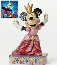 4048655 minnie queen statue disney jim shore enesco usa limited