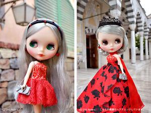 "Takara 12"" Hasbro Exclusive 15th Anniversary Blythe Doll Stella Serendipitous"