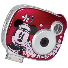 Disney Pix Kids Digital AppClix Camera  Minnie Mouse, for Ipad with 32MB SD card